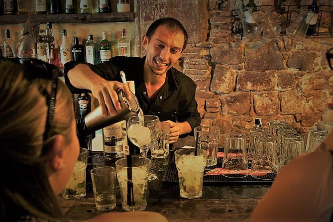 Cocktail Masterclass with Tapas