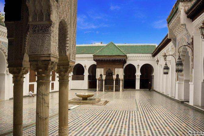 Fes Medina Walking Tour