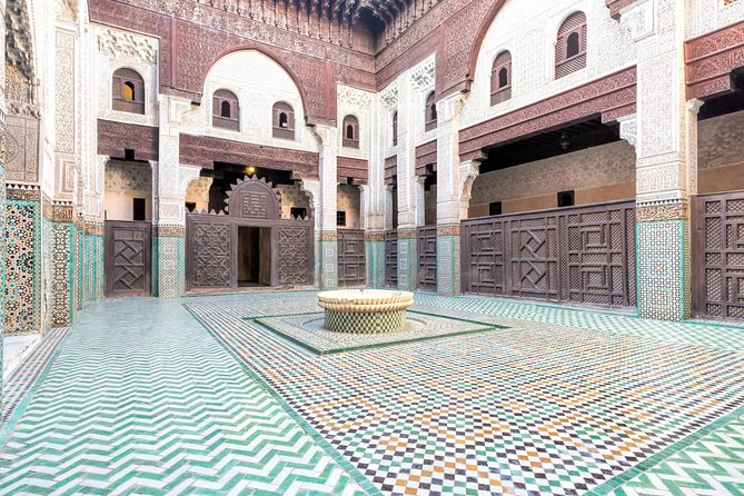 Fes Guided Tour All Day