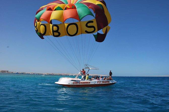 Paragliding - Sharm El Sheikh