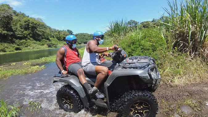 Floating, ATV and Zip Lining Combo Tour