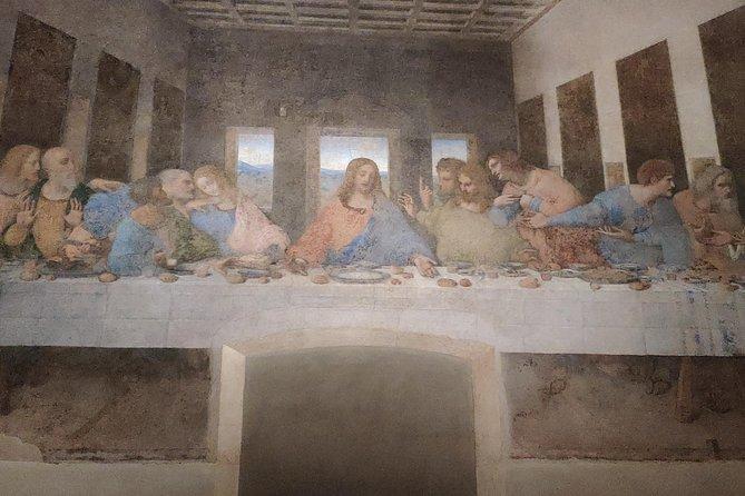 Da Vinci's Last Supper and Sforza Castle Semi-Private Tour with Top Rated Guide