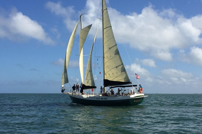 Schooner Clearwater Day Sailing Cruise-Clearwater Beach