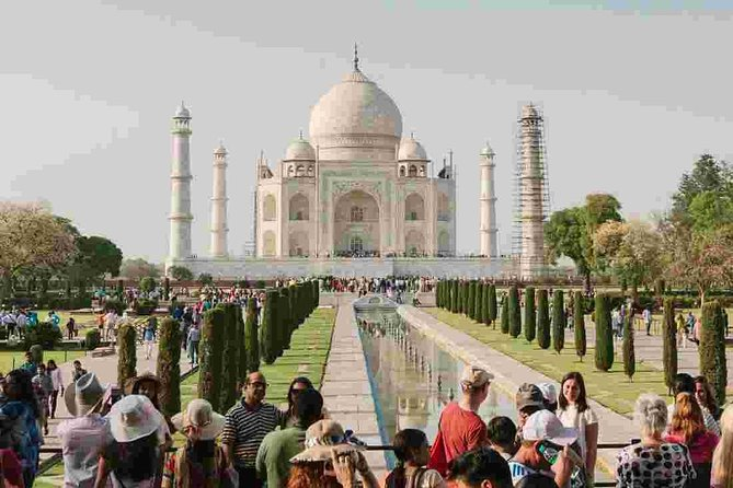Private Taj Mahal & Agra Fort Tour from Delhi by Car
