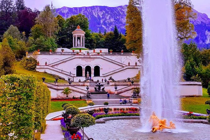 MY*GUiDE King Ludwig's UNCROWDED PALACES Linderhof & Herrenchiemsee from Munich photo 6