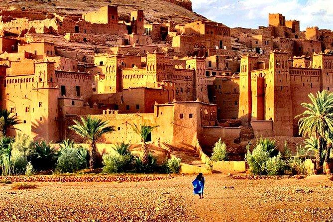 3 Days Desert Trips : Agadir to Merzouga to Marrakesh