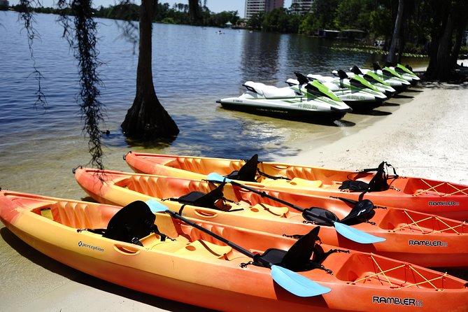 Kayak Rental from Lake Buena Vista Area