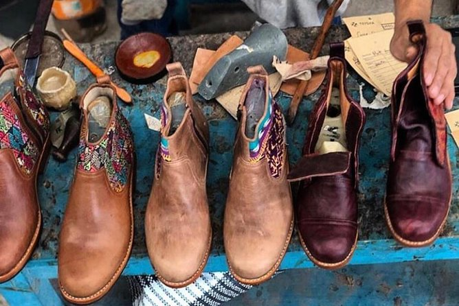Artisan Shoemaking & Leather Craft Tour