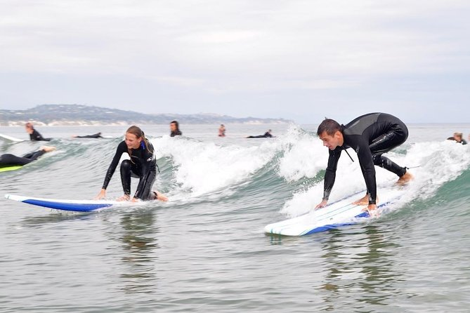 Private Surf Lesson for Two in Santa Barbara