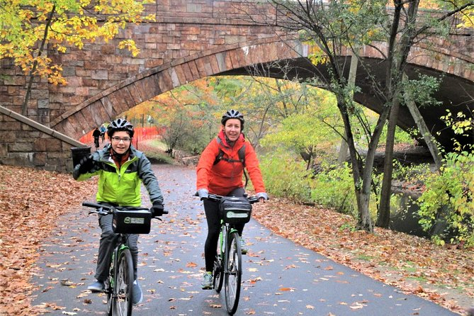 Boston Fall Foliage Guided Bicycle Tour