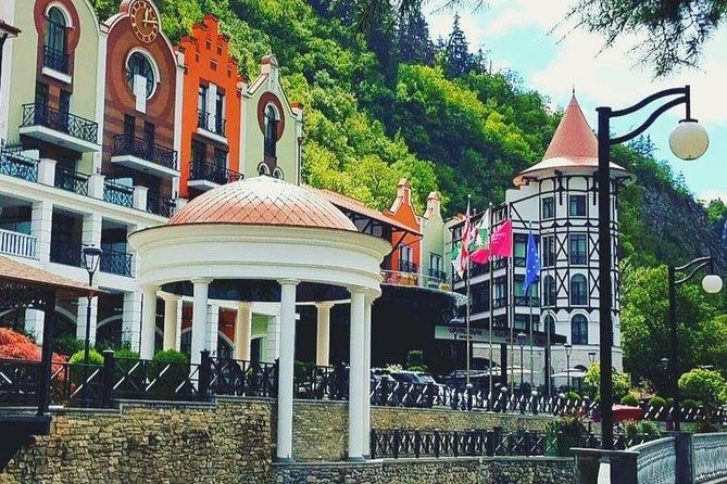 The Best of Borjomi Walking Tour