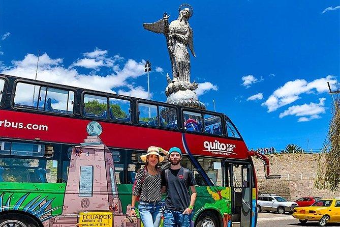 Bus de dos pisos Oficial de Quito