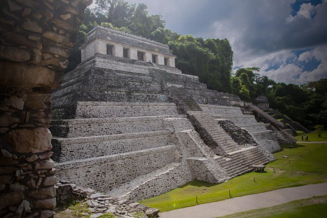 Tour to Palenque, Agua Azul Waterfalls and Misol HA