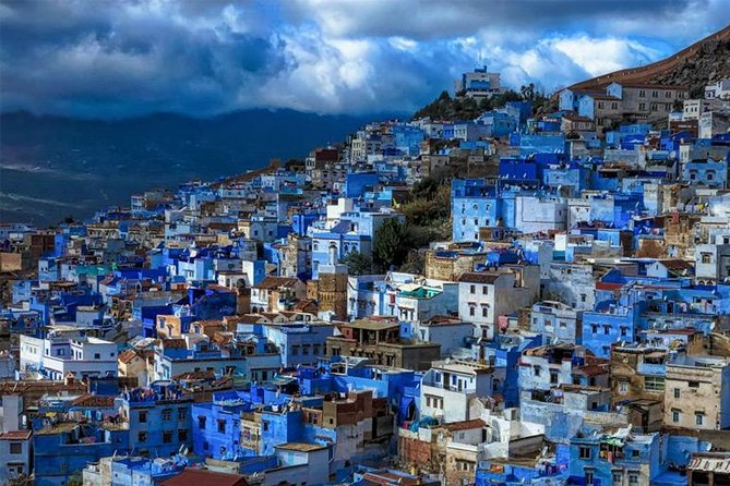 Chefchaouen to the Casablanca Airport CMN Private Transfer