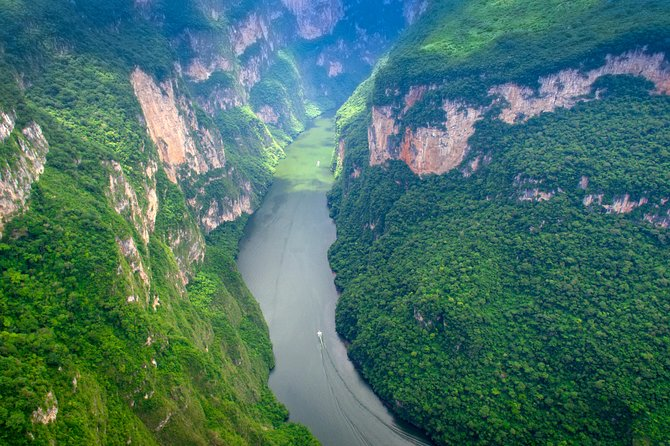 Tour Sumidero Canyon and Magic Town of Chiapa de Corzo