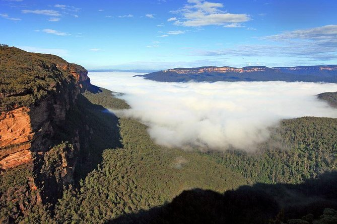 Blue Mountains, Wildlife Park, Scenic World Unlimited Discover Pass & Ferry