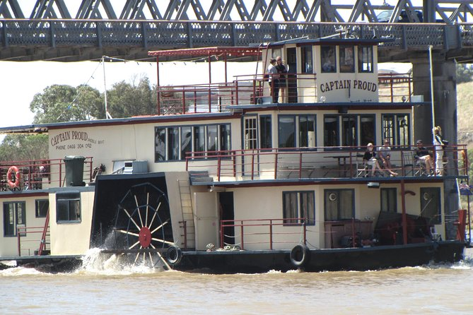 Adelaide Hills Tour with River Murray 3 Hour Lunch Cruise