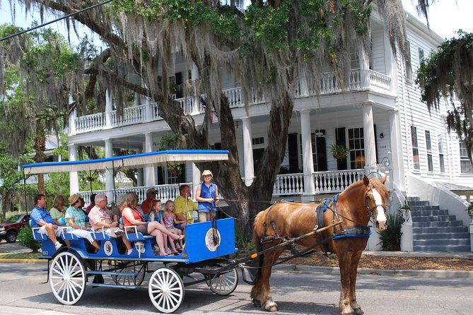 Come Join us for a relaxing Stroll around Old Beaufort