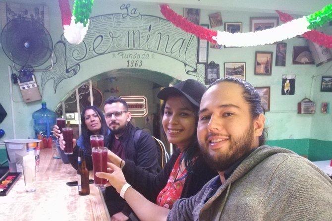 """Tour of canteens """"7 pekados capitals"""""""