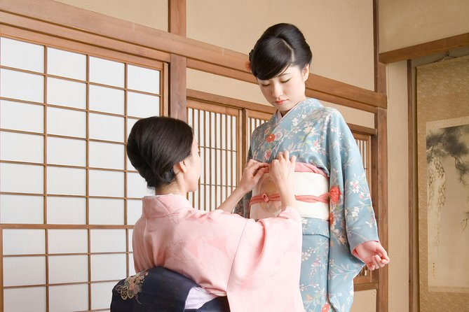 Let's take a kimono walk in a traditional town with a 500 year history ~
