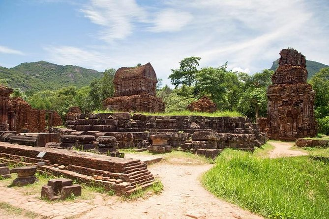 My Son Sanctuary and Marble Mountain Day Trip from Hoi An