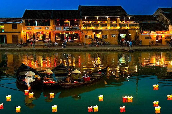 Da Nang and Hoi An city 2 days tour including guide and tickets