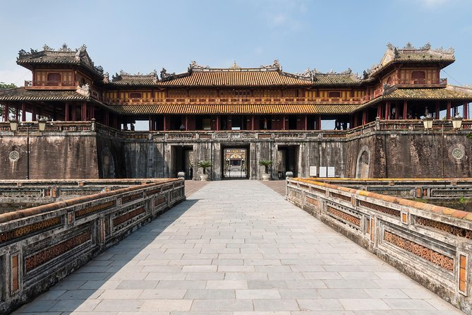 Private car to Hue City Tour and back From Hoi An