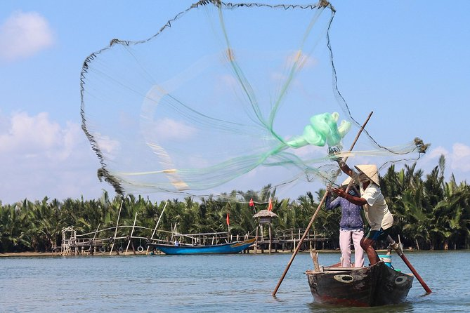 Full day tour from Tien Sa Port to Hoi An old Town and Marble Mountain and back