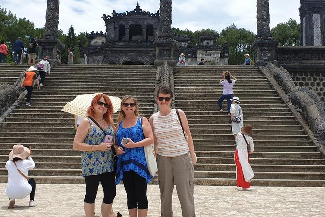Hue - the imperial city full day tour from Hue including guide and tickets