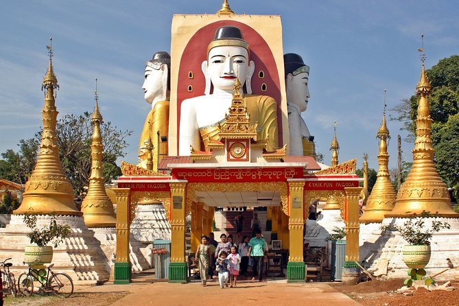 Historical Magnificence in Bago