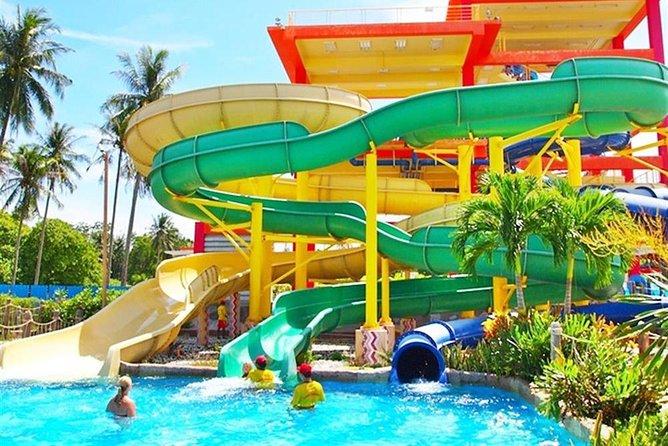 Jungle Splash Water Park Ticket Pass