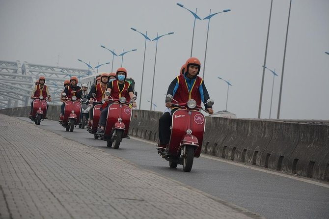 Hanoi Red River Delta Villages Vintage Vespa Tours photo 12