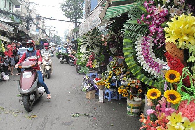 Saigon walking tour