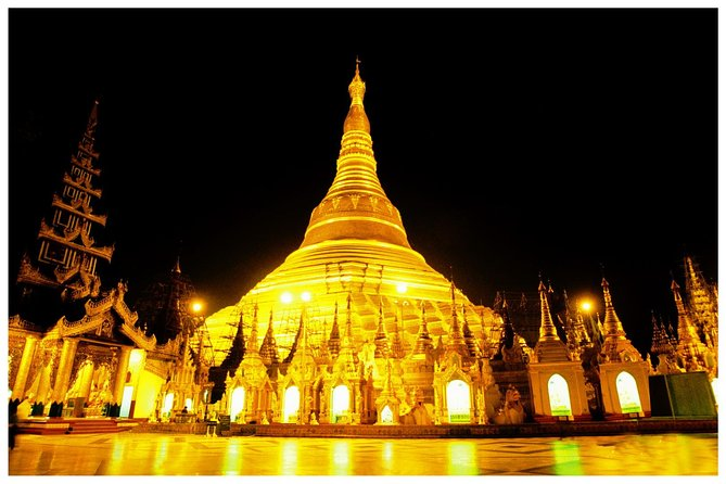 Adventure Full day visit in Yangon