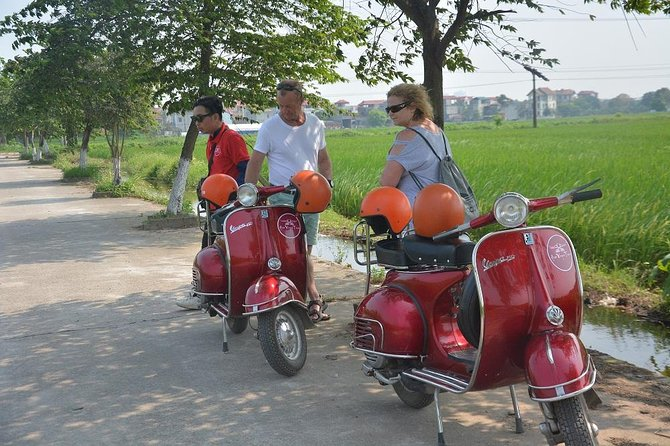 Hanoi Red River Delta Villages Vintage Vespa Tours photo 10