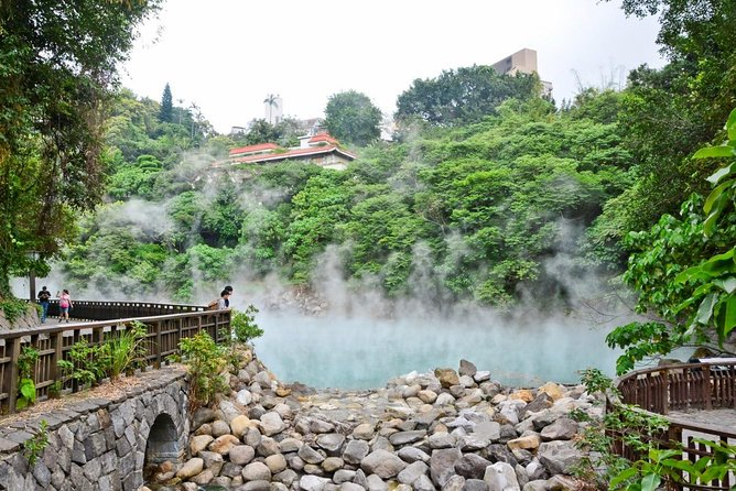 City-Beitou and Yangmingshan Day Tour - Join Tour
