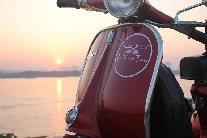 Hanoi Red River Delta Villages Vintage Vespa Tours photo 6