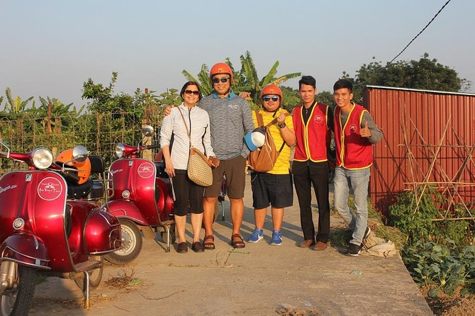 Hanoi Red River Delta Villages Vintage Vespa Tours photo 22
