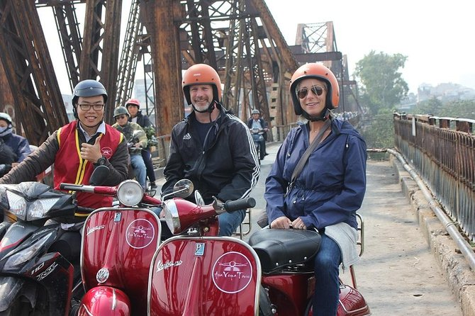 Hanoi Red River Delta Villages Vintage Vespa Tours photo 2