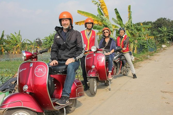 Hanoi Red River Delta Villages Vintage Vespa Tours photo 17