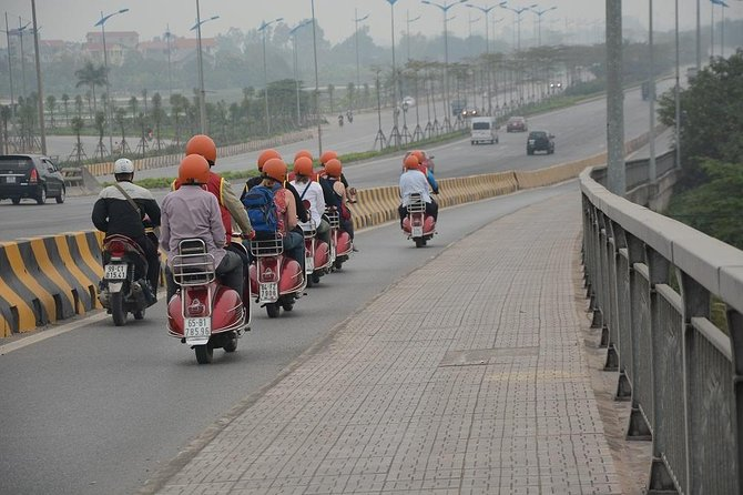Hanoi Red River Delta Villages Vintage Vespa Tours photo 28