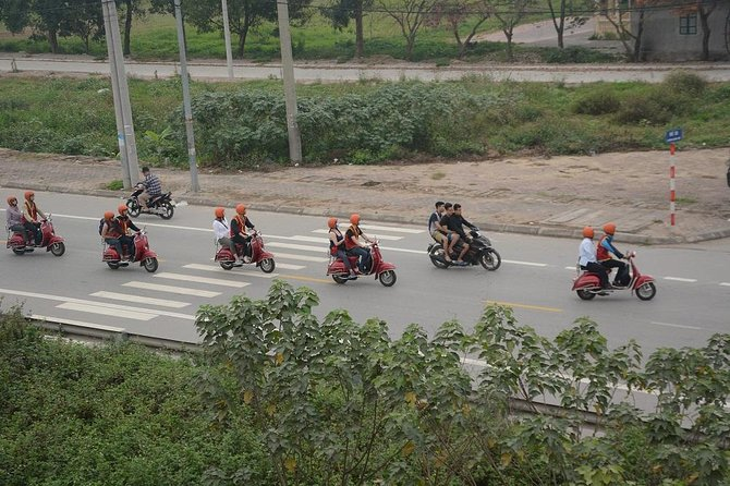 Hanoi Red River Delta Villages Vintage Vespa Tours photo 18