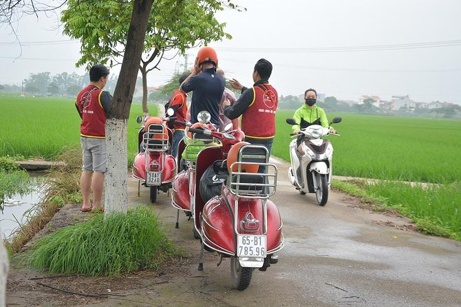 Hanoi Red River Delta Villages Vintage Vespa Tours photo 13