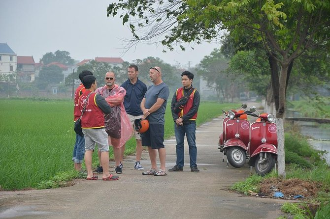Hanoi Red River Delta Villages Vintage Vespa Tours photo 16