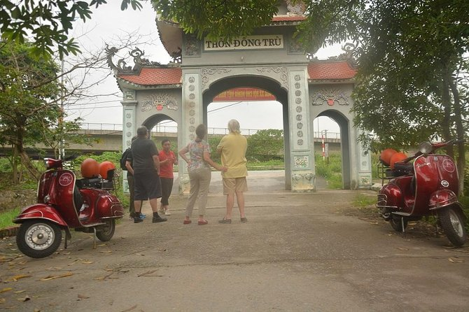 Hanoi Red River Delta Villages Vintage Vespa Tours photo 24