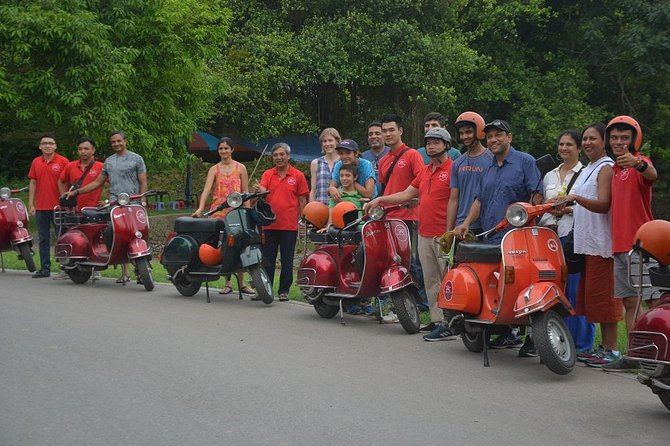 Hanoi Red River Delta Villages Vintage Vespa Tours photo 25