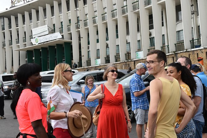 Abidjan Walking Tour (French and English) - contact me via TripAdvisor!