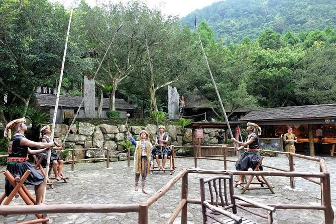 Formosan Aboriginal Culture Village Day Trip - Join Tour