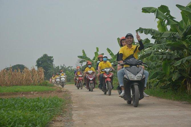 Hanoi Backstreets Sunrise Motorbike Tours