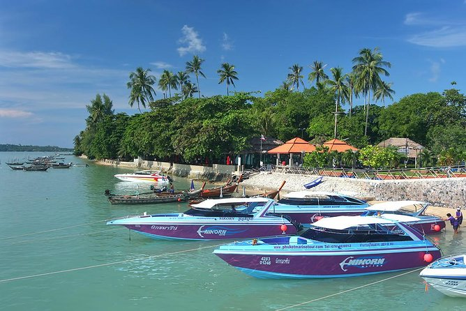 Raya Island By Speed Boat - JOIN TOUR photo 2